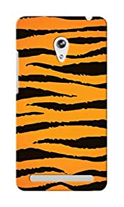 CimaCase Tiger Pattern Designer 3D Printed Case Cover For Asus Zenfone 5