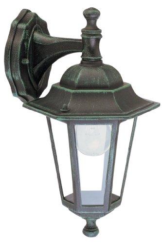 Papillon 92605 Avenida Applique, 21X34 cm, (Esterno Montaggio A Parete Lanterna)