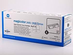 Konica Minolta Magicolor 2530 DL (1710589004 / A00W432) - original - Toner black - 4.500 Pages