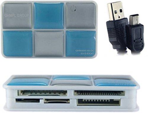 Quantum QHM5095 Memory Card Reader (Colors May Vary)