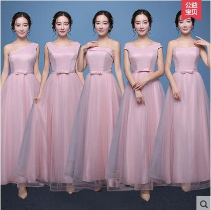Leader of the Beauty - Robe - Fille Champagne Strapless