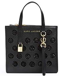 fc0fe5ca78 Marc Jacobs Da Donna Il Mini Grind Perforato Tote Bag Nero