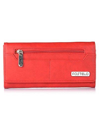 Fostelo Versatile Women's Clutch (Red)
