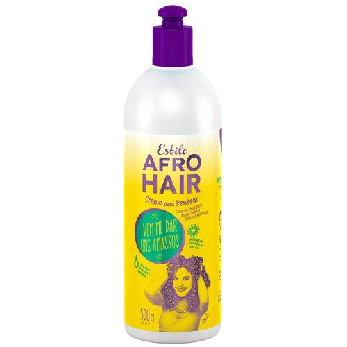 Afro Hair - Creme de Pentear - 500g