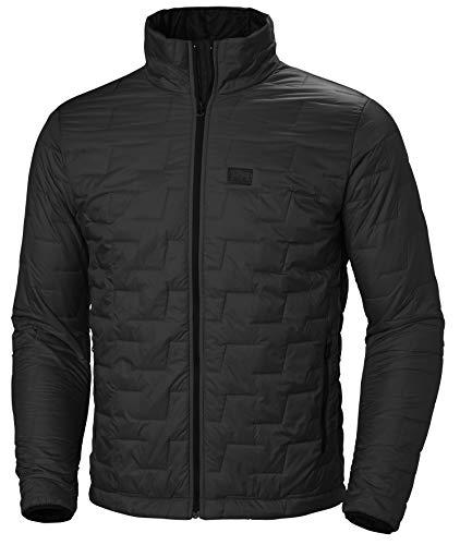 Helly Hansen Herren Lifaloft Insulator Jacket Trainingsjacke, Schwarz (Negro Claro 991), Medium