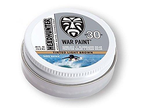 Headhunter War Paint SPF 30 .5 oz Jar by