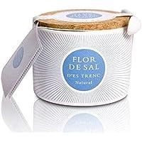 Flor de Sal d'Es Trenc Natural - Envase cerámica - 100 gramos