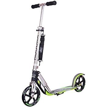 Hudora - 14695/01 - Trottinette - Big Wheel GS 205 - Noir/Vert