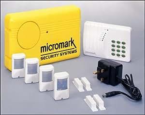 Micromark MM23207 facile à installer avec système d'alarme 6 Zone (interrompu Par le constructeur)