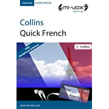 Collins Quick French (Mi-Vox Pre-loaded Audio Player)