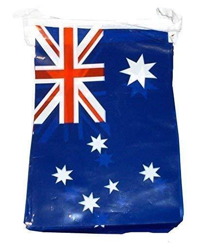 gen PVC Fahnentuch Australien Day Party Dekoration Banner ()