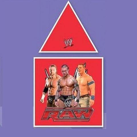 WWE (World Wrestling Intertenment) Raw - Capa de baño