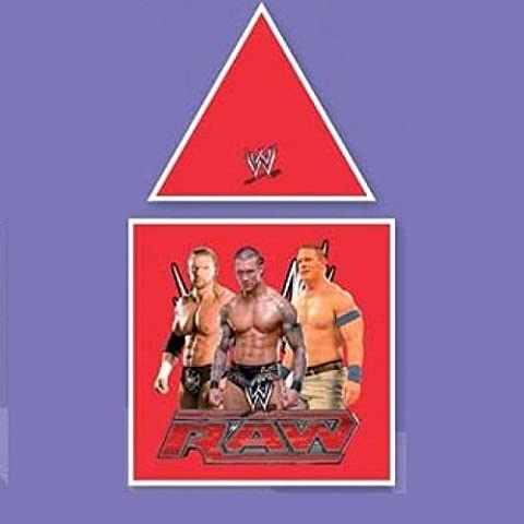 WWE (World Wrestling Intertenment) RAW Cape de Bain Poncho