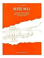 Suite Nr. 1: Trompete Und Klavier.