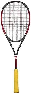 Harrow 659205022016M-140Raquette de Squash, Noir/Rouge/Blanc