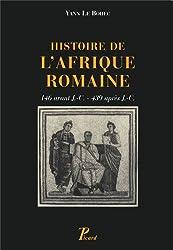 Histoire de l'Afrique romaine : 146 avant J-C - 439 après J-C