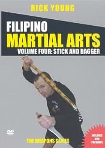 Filipino Martial Arts: Stick and Dagger [DVD] [2007]
