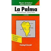 Carte routière : La Palma
