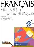 Telecharger Livres Francais methodes et techniques (PDF,EPUB,MOBI) gratuits en Francaise