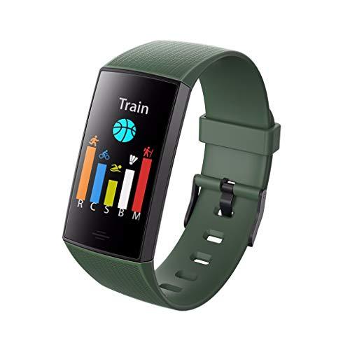 CY11 Mode Multifunktions-Chronograph Schritt Herzfrequenz-Tracker Schlafüberwachung Informationen fordern Lange Standby-Sportarten Wasserdicht Smart Bracelet/Für iOS Android-Geräte und Software