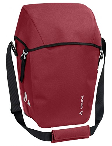 VAUDE Comyou Pro Hinterradtasche, DarkRed, One Size