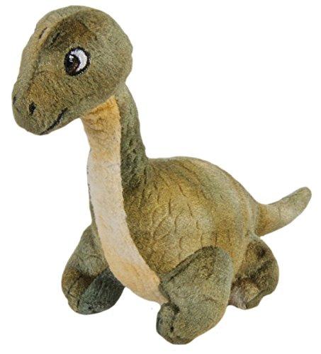 Dinosaur Finger Puppets: Brontosaurus