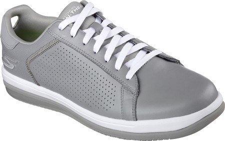 Skechers - Zapatillas de casa Hombre , color gris, talla 41 EU