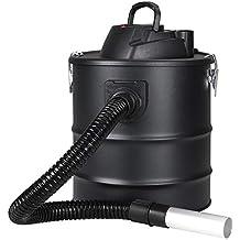 Bakaji aspirador profesional Potencia 1200 W Aspiradora aspira cenizas con función sopladora Filtro Interno Hepa y