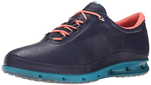 Ecco Eccoo2, Chaussures de course femme Bleu - Blau (TrueNavy Yak Ultimate Runner01048)