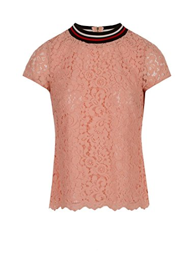 MORGAN Damen T-Shirt Rosa
