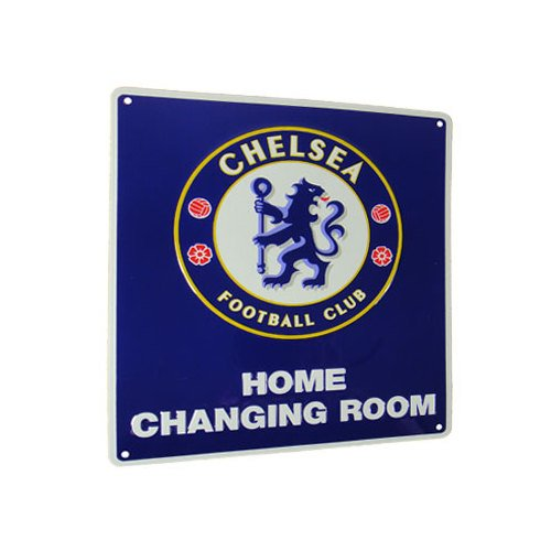 Matching Bedrooms Chelsea Football Club Home Changing Room -