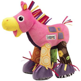 Image of Lamaze Pink Trotter the Pony