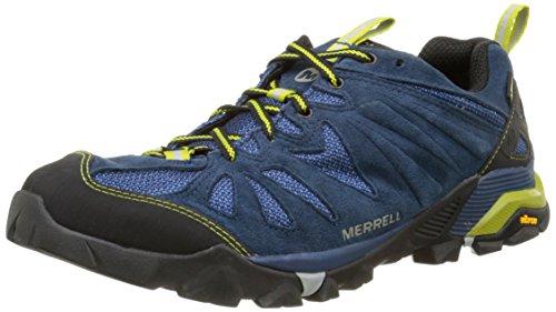 Merrell, Capra Gore-Tex Homme Bleu  (Tahoe)