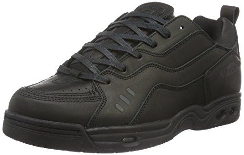 Globe Ct-Iv Dlx, Baskets Basses Homme Noir - Cuir noirci