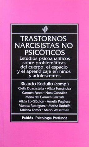 Trastornos narcisistas no psic.