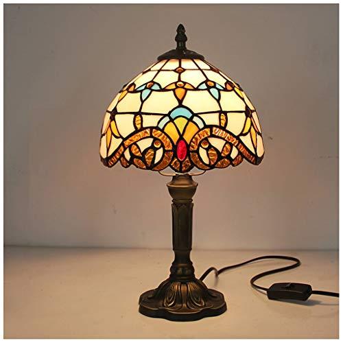 CJW Lampe baroque beige méditerranéenne - barre de salon 20cm