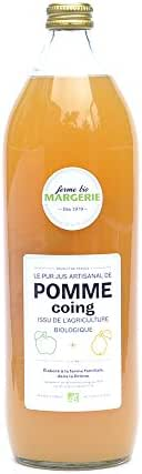 Jus pomme coing 1l