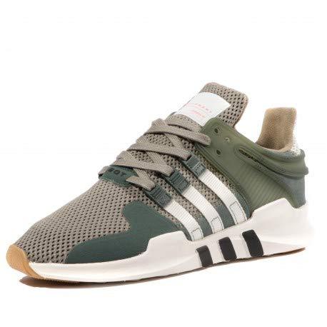 adidas Originals EQT Support ADV Unisex Sneaker Oliv, Größe:48 EU