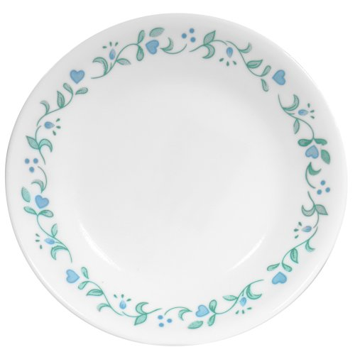 Corelle Livingware 6-3/4-Inch Bread and Butter Plate, Country Cottage by CORELLE (Corelle Corningware)