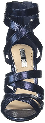 Miss KG Damen Flick Pumps Blue (Blue/Dark)