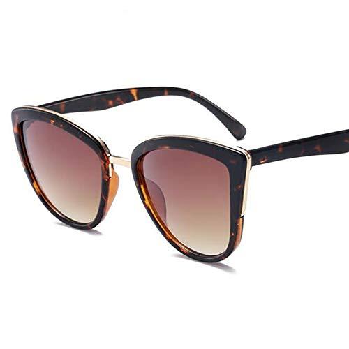 AAMOUSE Sonnenbrillen Cat Eye Sonnenbrille Frau Australien Mode Schildpatt Sonnenbrille Frau er Brown Sonnenbrille s