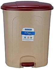 Kolorr Go Clean Pedal Waste Garbage Bin Modern Design Plastic Dustbin - 50L