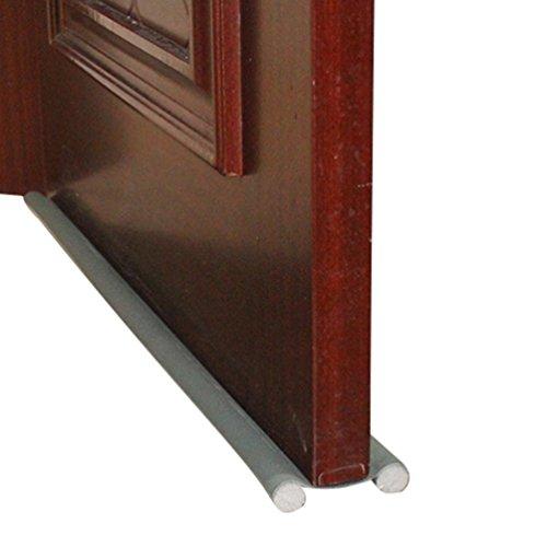 Lvguang Unter dem Tür-Fegen-Wetter-abisolierenden Tür-Unteren Dichtungs-Streifen Zugluftstopper für Türen Schalldichtung Warme und Kälte Blocker Staubdichtung (als die Abbildung,9.5 * 98cm) - Untere Tür Dichtung