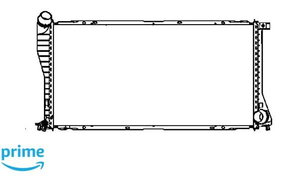 Motork/ühlung BEHR HELLA SERVICE 8MK 376 716-261 *** PREMIUM LINE *** K/ühler