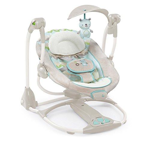 Ingenuity, 2 in 1 Babyschaukel und -sitz, Hamilton
