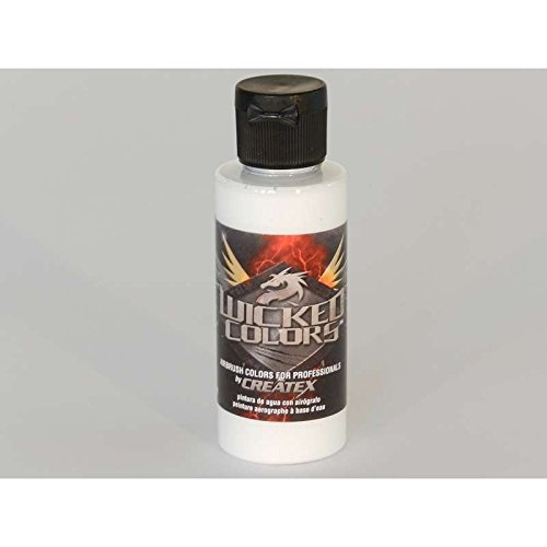 Farbe WICKED Colors W030 Opaque White 60 ml