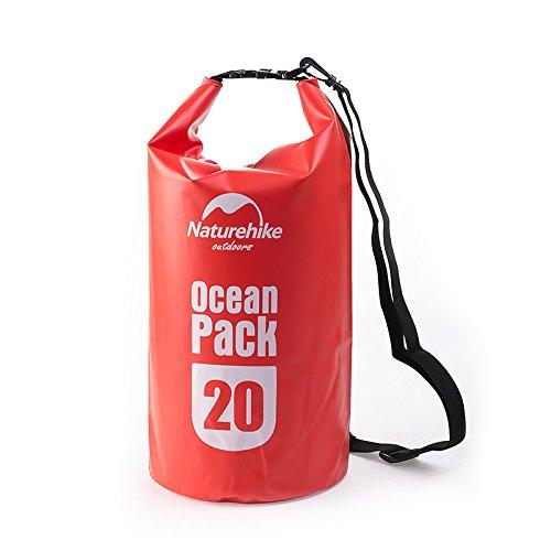 naturehike-camping-ocean-pack-shoulders-drifting-package-wading-waterproof-bag-swimming-bagred20l