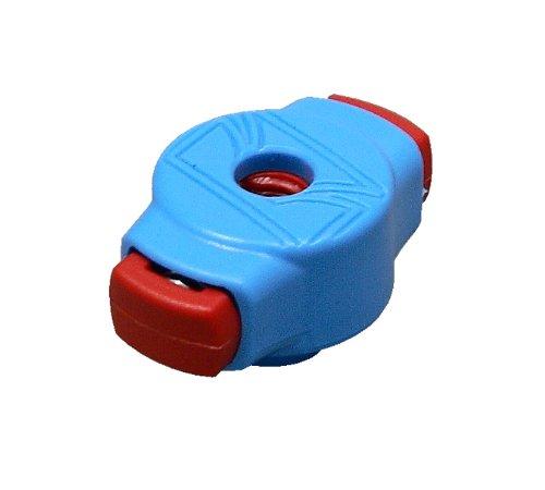 tama-qc8clr-cymbal-mate-quick-set-papillon-tilter-bleu-rouge