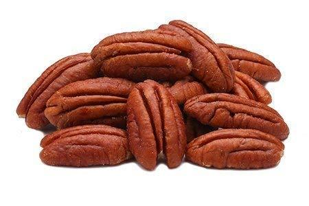 Bio Pecan Nüsse fancy 1 kg extra große Pekan Pekannüsse Pekannuss Hälften, Rohkost ungeröstet ungesalzen 1000g Vakuum Aromaschutz-Packung für längere Haltbarkeit!