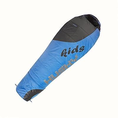 Kinderschlafsack Magic -12°C blue erweiterbar